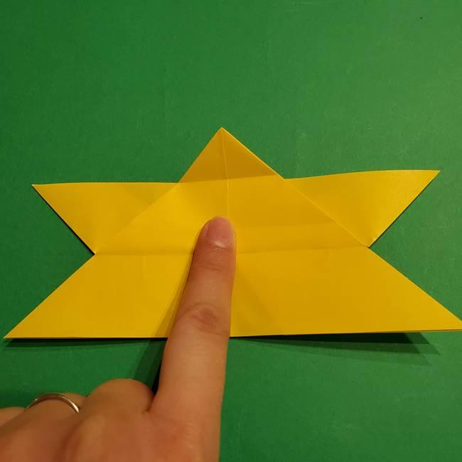 ゼラオラの折り紙*作り方折り方(19)