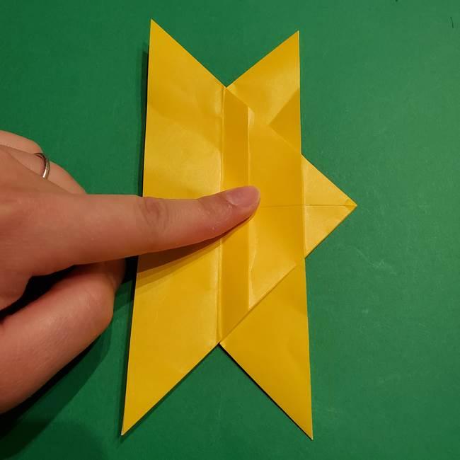 ゼラオラの折り紙*作り方折り方(20)