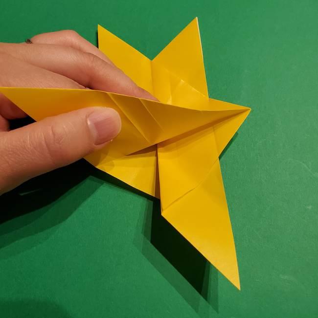 ゼラオラの折り紙*作り方折り方(21)