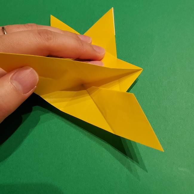 ゼラオラの折り紙*作り方折り方(22)