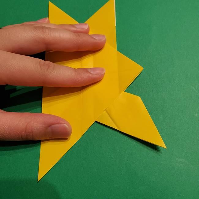 ゼラオラの折り紙*作り方折り方(23)