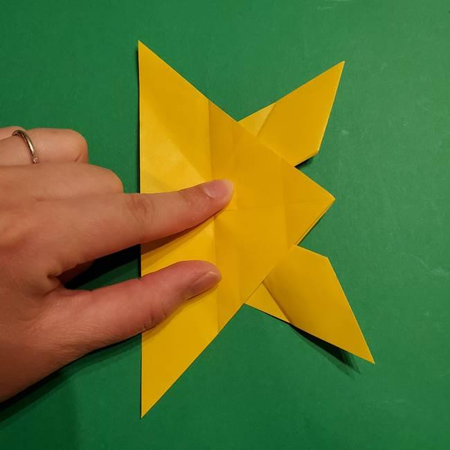 ゼラオラの折り紙*作り方折り方(24)