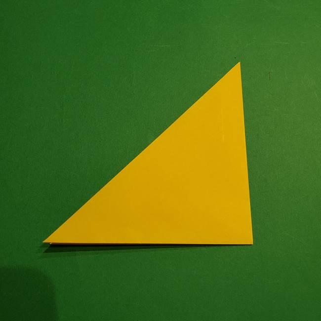 ゼラオラの折り紙*作り方折り方(3)
