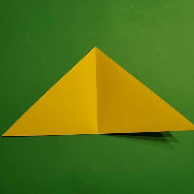ゼラオラの折り紙*作り方折り方(4)