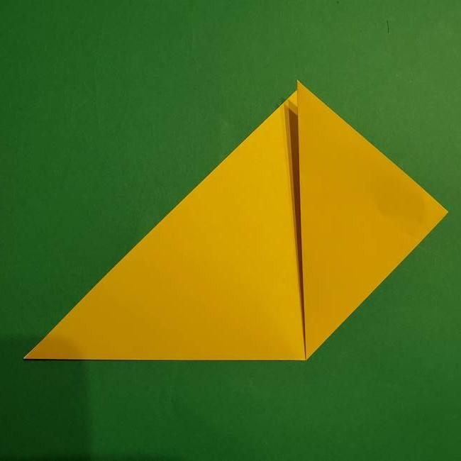 ゼラオラの折り紙*作り方折り方(5)