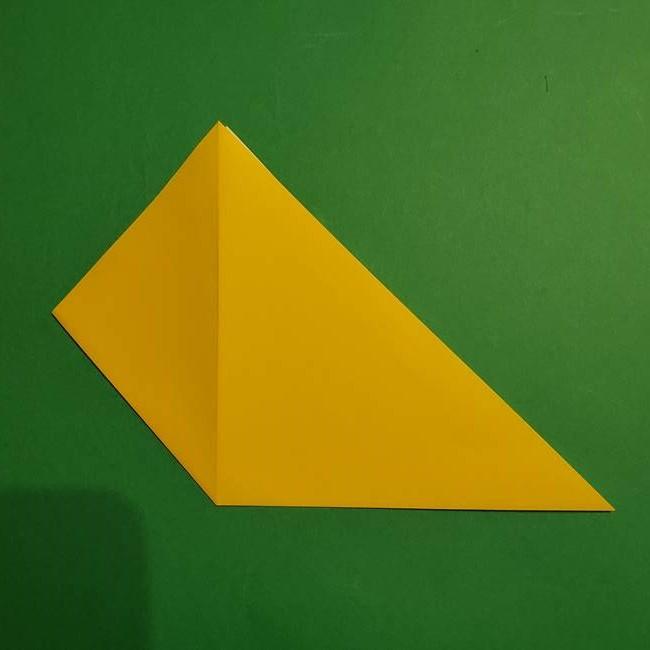 ゼラオラの折り紙*作り方折り方(6)