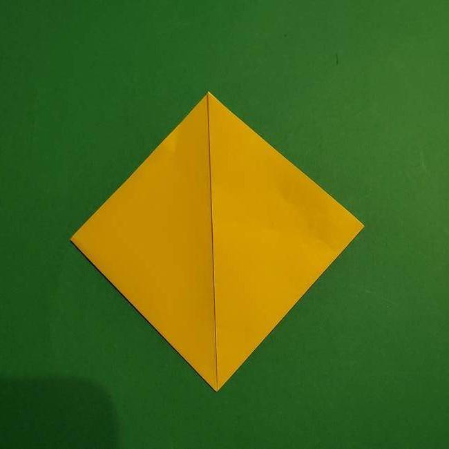 ゼラオラの折り紙*作り方折り方(7)