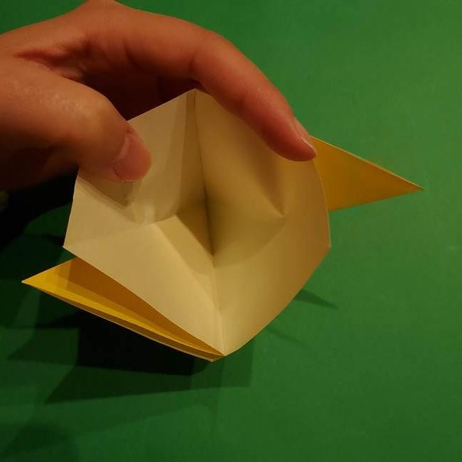 ゼラオラの折り紙*作り方折り方(9)