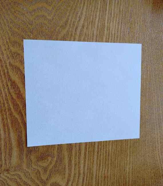 トーマスのメダルの折り紙*作り方折り方 (1)