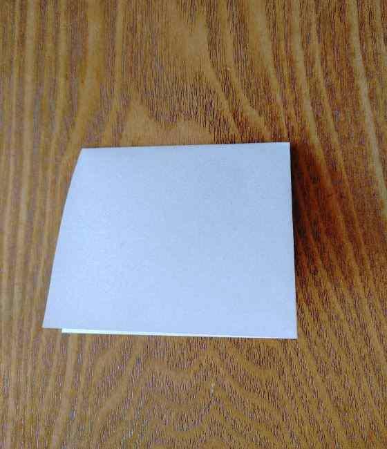 トーマスのメダルの折り紙*作り方折り方 (3)