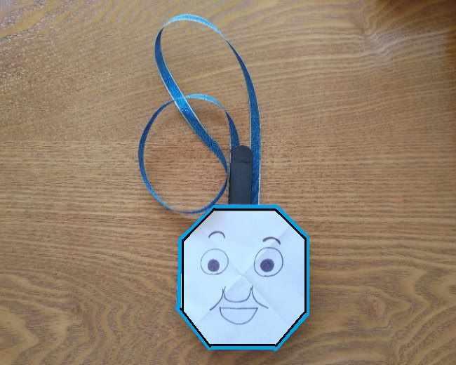 トーマスのメダルを手作り!折り紙でつくる作り方折り方を画像つきで紹介♪