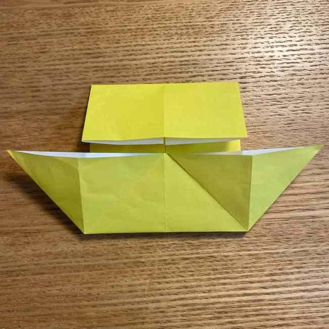 ピカチュウの指人形の折り紙*折り方作り方 (12)