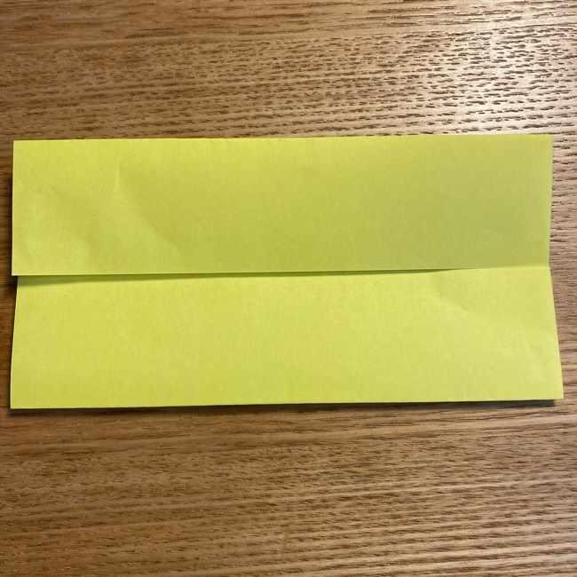 ピカチュウの指人形の折り紙*折り方作り方 (3)