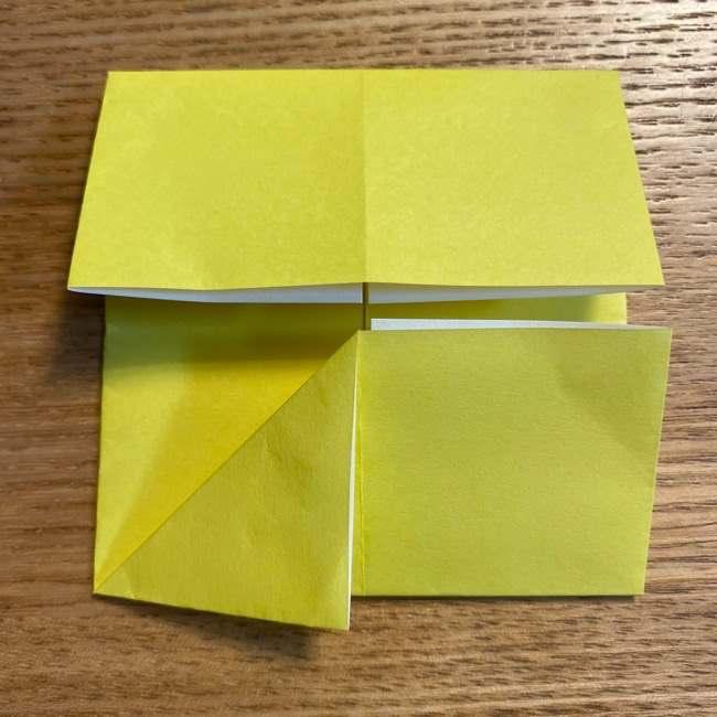 ピカチュウの指人形の折り紙*折り方作り方 (7)