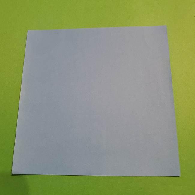 ポケモンの折り紙リオル*用意するもの(1)