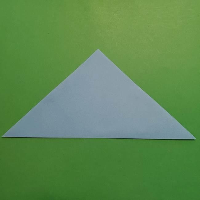 ポケモンの折り紙 メッソンの折り方・作り方(2)