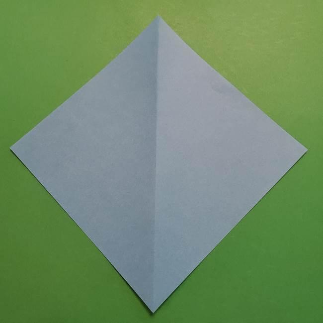 ポケモンの折り紙 メッソンの折り方・作り方(3)