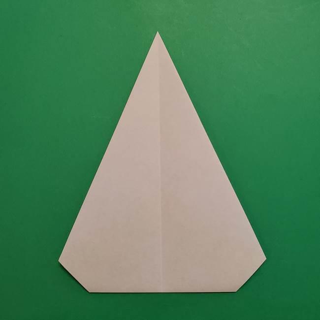 ポケモンの折り紙 メッソンの折り方・作り方(7)
