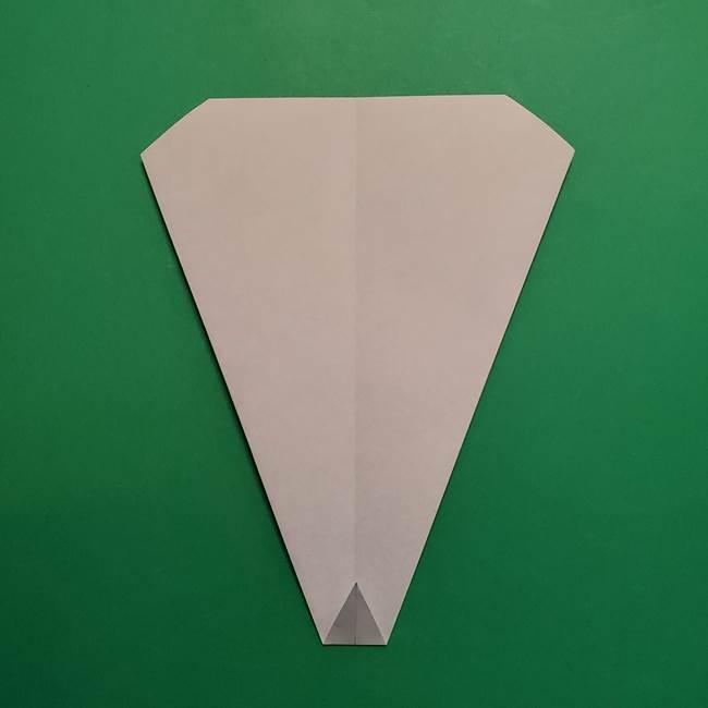 ポケモンの折り紙 メッソンの折り方・作り方(9)