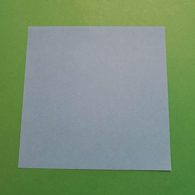 ポケモンの折り紙 メッソン*必要なもの(1)