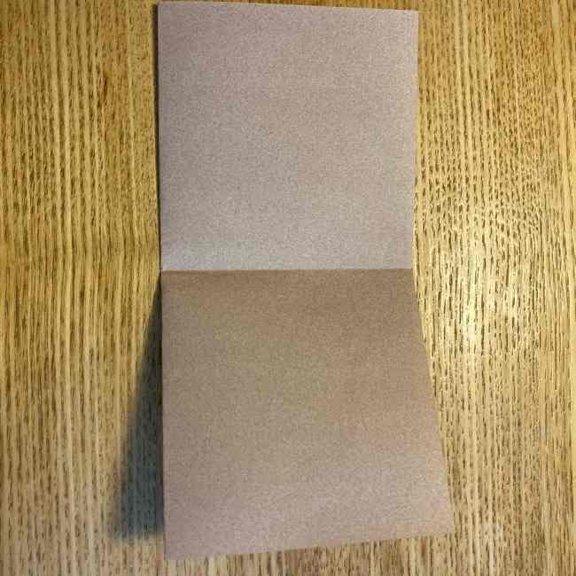 ポケモンの折り紙 モクローの折り方作り方 (3)