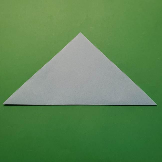 ポケモン 折り紙のインテレオン*折り方作り方(2)