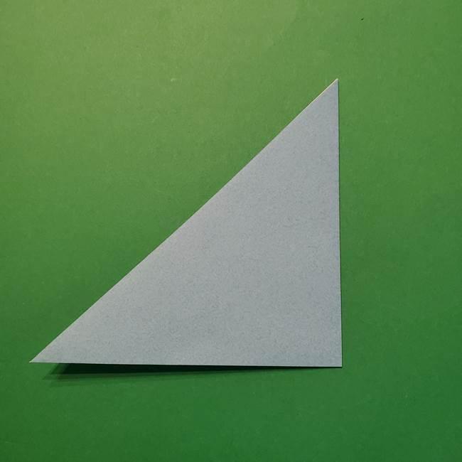 ポケモン 折り紙のインテレオン*折り方作り方(3)