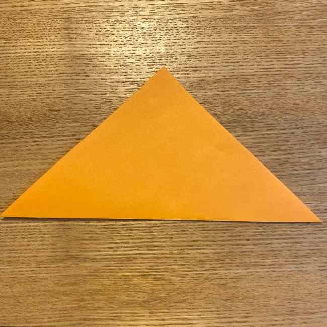 ポケモン 折り紙のポカブ 折り方作り方 (1)