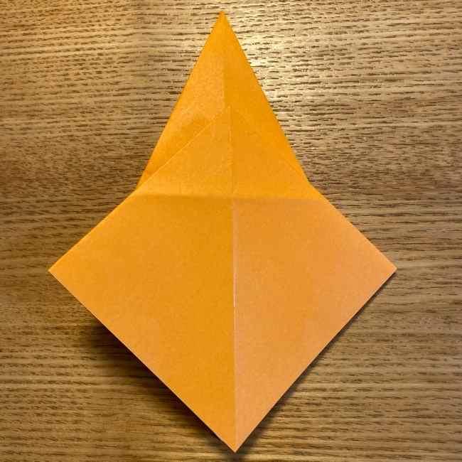 ポケモン 折り紙のポカブ 折り方作り方 (12)