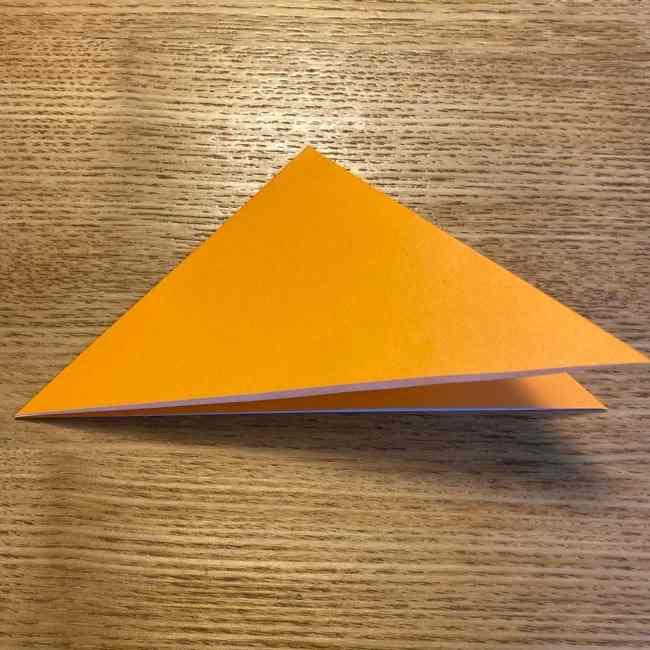 ポケモン 折り紙のポカブ 折り方作り方 (2)