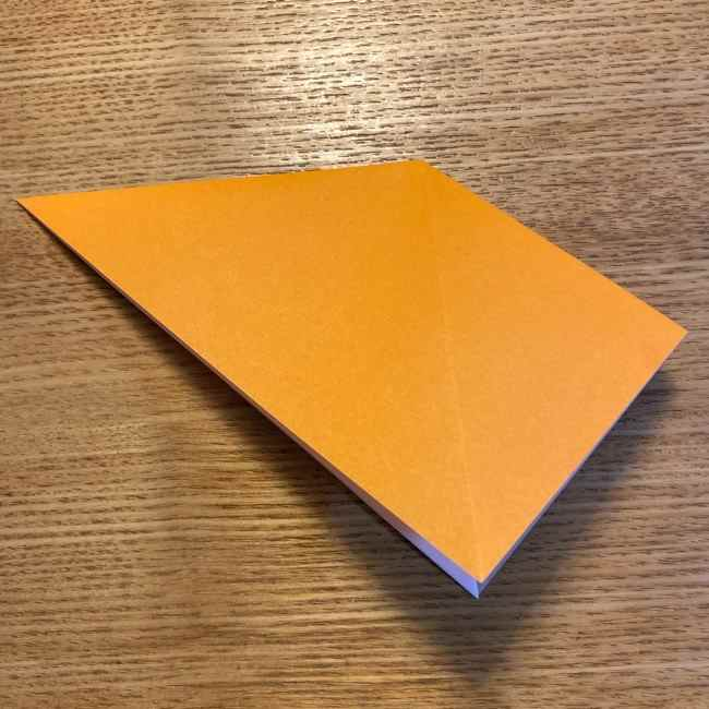 ポケモン 折り紙のポカブ 折り方作り方 (5)