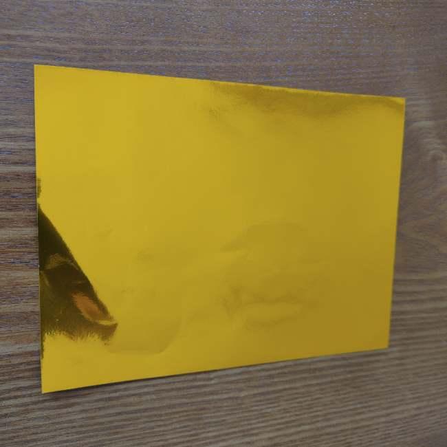 ミニオン 折り紙のメダルの作り方・折り方 (1)