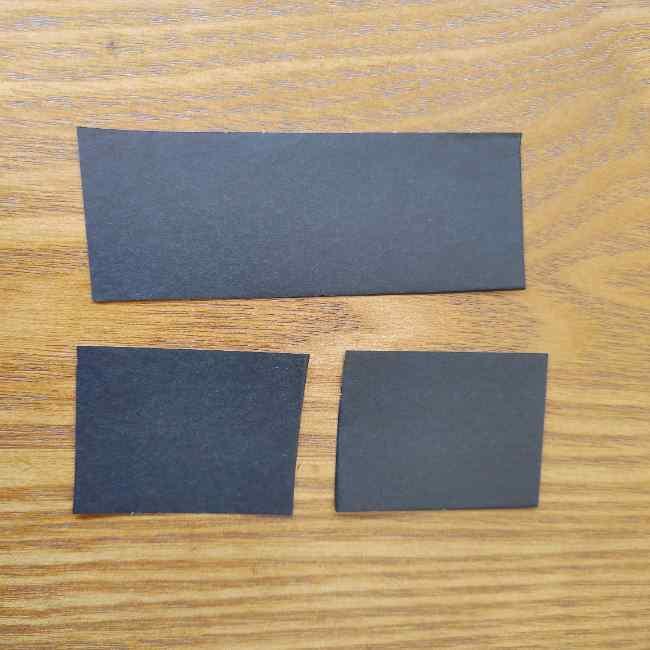 ミニオン 折り紙のメダルの作り方・折り方 (10)