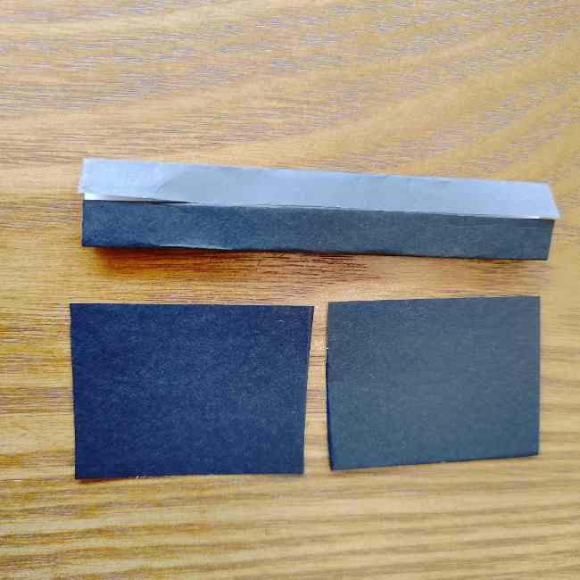 ミニオン 折り紙のメダルの作り方・折り方 (12)