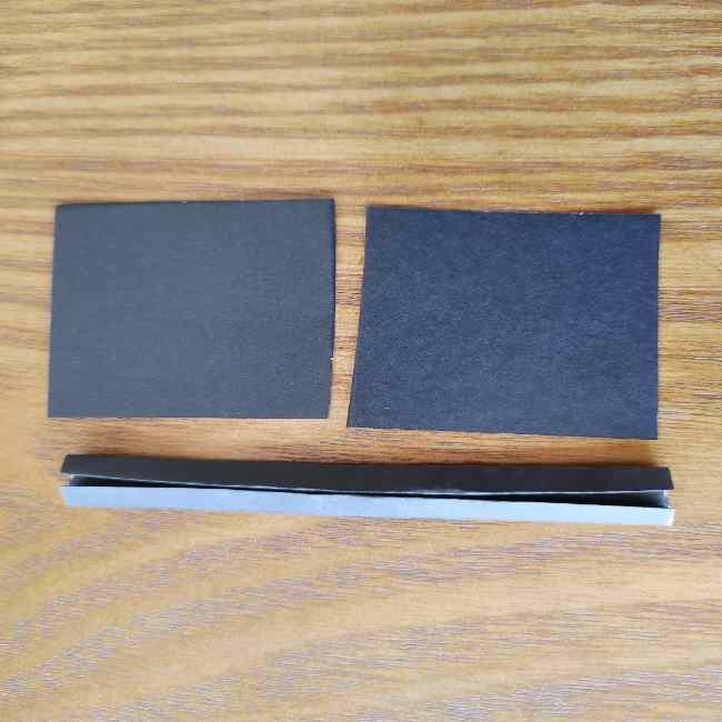 ミニオン 折り紙のメダルの作り方・折り方 (13)