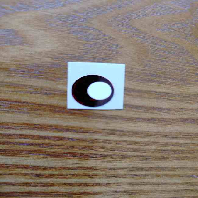 ミニオン 折り紙のメダルの作り方・折り方 (20)