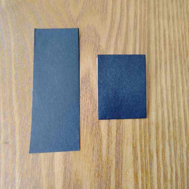 ミニオン 折り紙のメダルの作り方・折り方 (9)