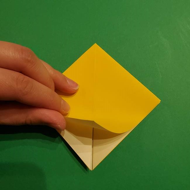 ミミッキュ 折り紙の折り方作り方1顔(10)
