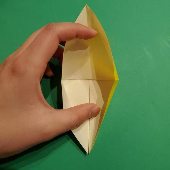 ミミッキュ 折り紙の折り方作り方1顔(19)