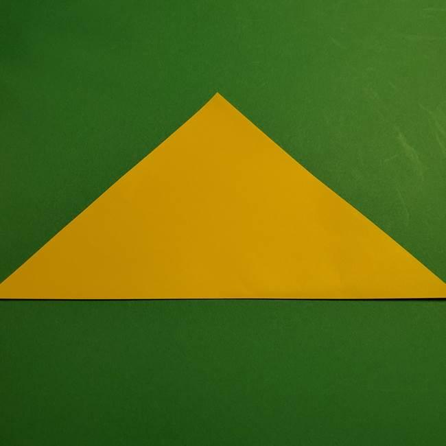 ミミッキュ 折り紙の折り方作り方1顔(2)