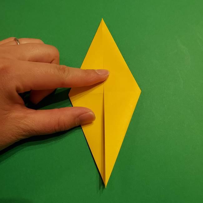 ミミッキュ 折り紙の折り方作り方1顔(20)