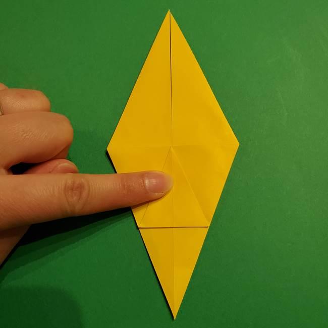 ミミッキュ 折り紙の折り方作り方1顔(22)