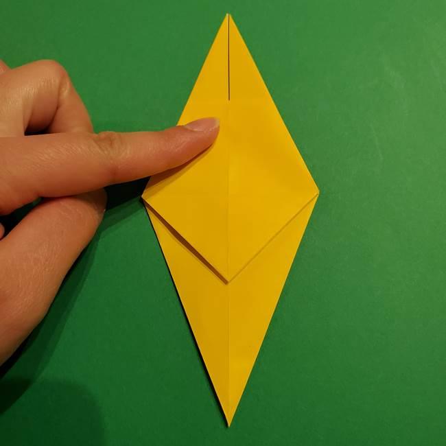 ミミッキュ 折り紙の折り方作り方1顔(23)