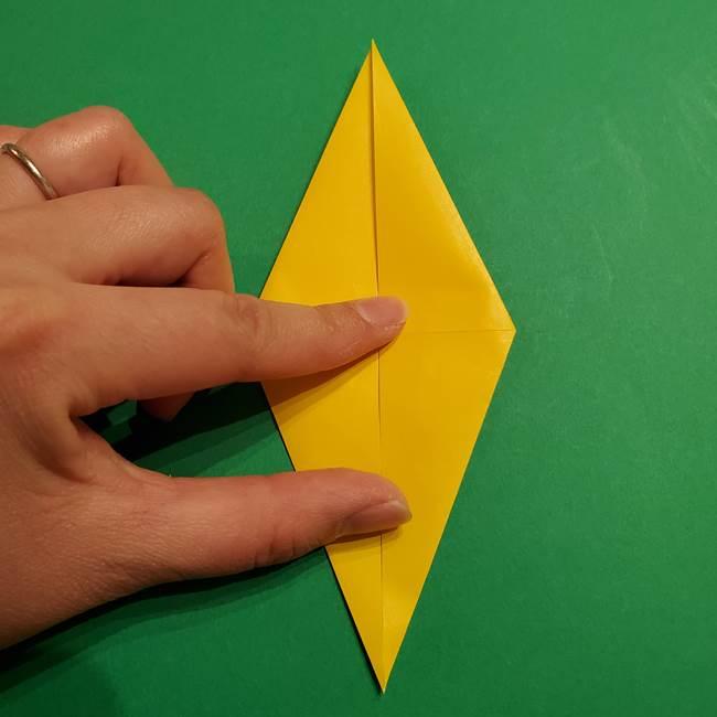 ミミッキュ 折り紙の折り方作り方1顔(24)