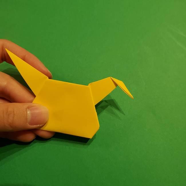 ミミッキュ 折り紙の折り方作り方1顔(33)