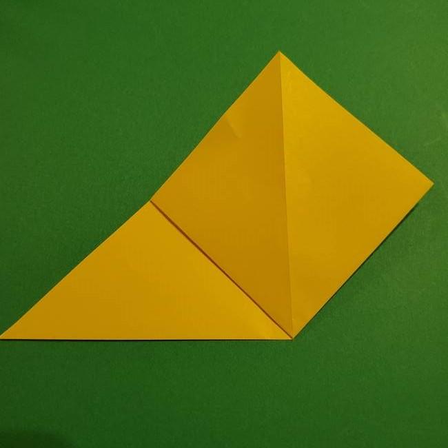 ミミッキュ 折り紙の折り方作り方1顔(5)