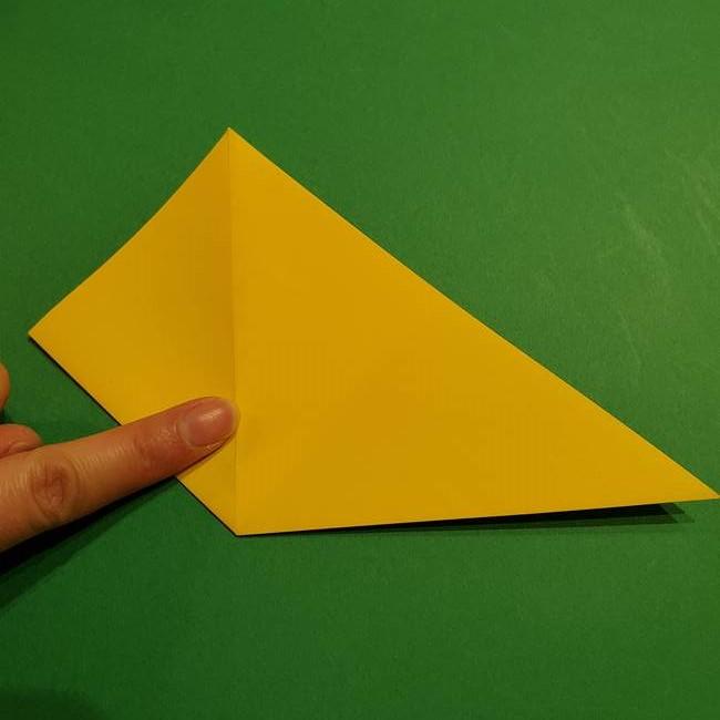 ミミッキュ 折り紙の折り方作り方1顔(6)