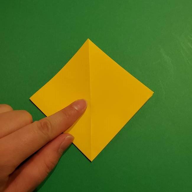 ミミッキュ 折り紙の折り方作り方1顔(9)