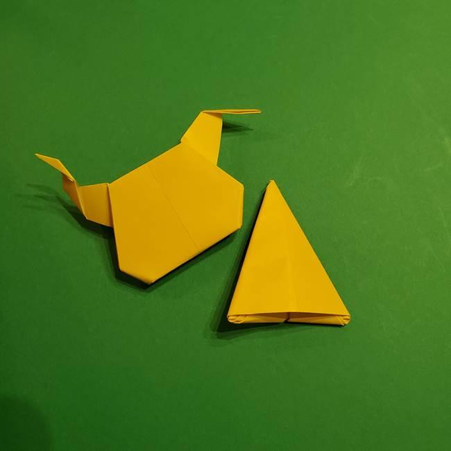 ミミッキュ 折り紙の折り方作り方2体(13)