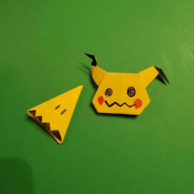 ミミッキュ 折り紙の折り方作り方2体(14)